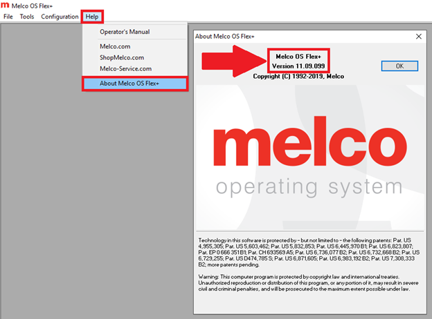 Melco Software Versions Melco Help Center