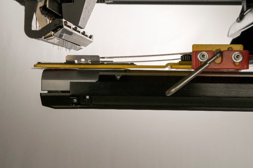 Installing And Using The Slim Line Clamping System For The